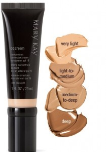 CC Cream de Mary Kay